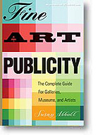 Fine Art Publicity 2nd edition